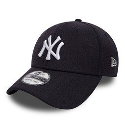 New York Yankees Heather 39THIRTY, azul marino