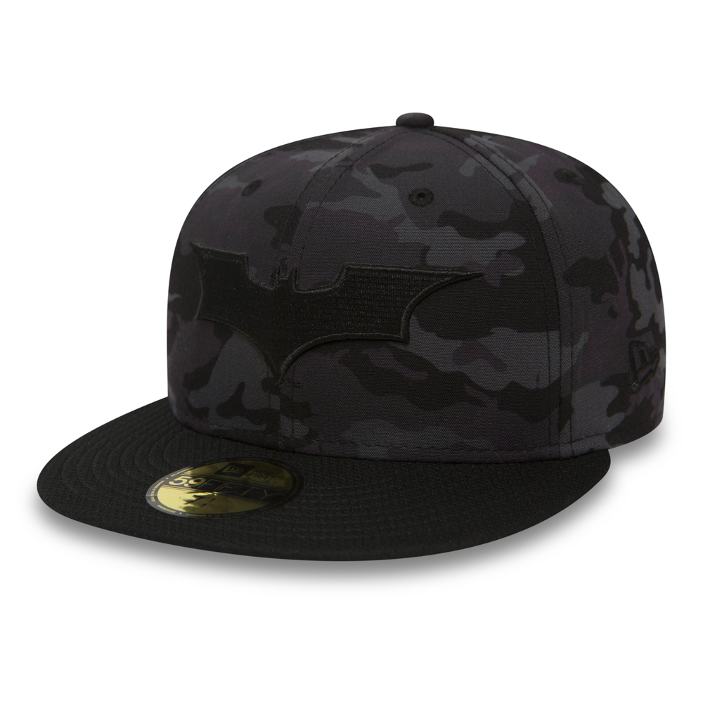 Batman Hero 59FIFTY mimetico nero
