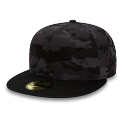 Batman Hero 59FIFTY, negro camo