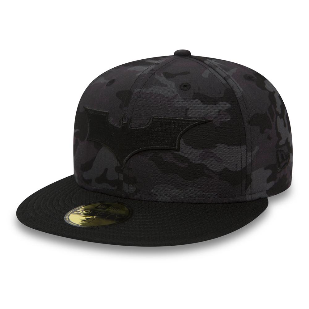 Batman Hero 59FIFTY camouflage noir