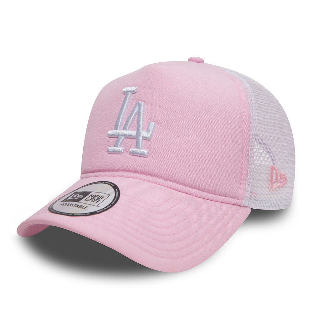 A-Frame-Trucker ‒ Los Angeles Dodgers ‒ Oxford-Pink