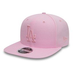 Los Angeles Dodgers Oxford Original Fit 9FIFTY Snapback, rosa