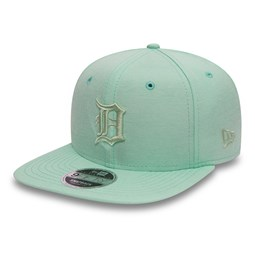 Detroit Tigers Oxford  Original Fit 9FIFTY Snapback, verde mint