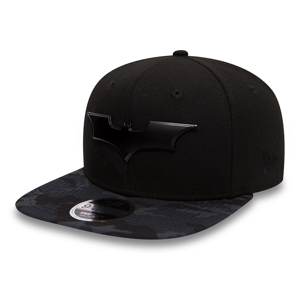 9FIFTY Snapback ‒ Batman ‒ Metal Hero ‒ Original Fit