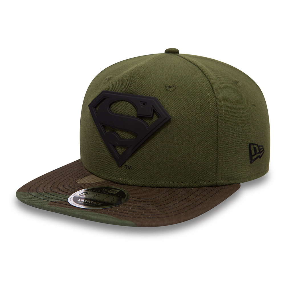 9FIFTY Snapback – Superman Metal Hero – Original Fit