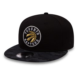Toronto Raptors Team 9FIFTY Snapback, camo