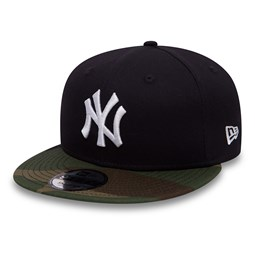 New York Yankees Team Camo 9FIFTY Snapback