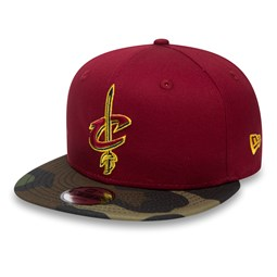 Cleveland Cavaliers 9FIFTY Snapback camouflage enfant