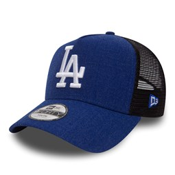 Trucker ‒ Los Angeles Dodgers ‒ Königsblau meliert ‒ Kinder