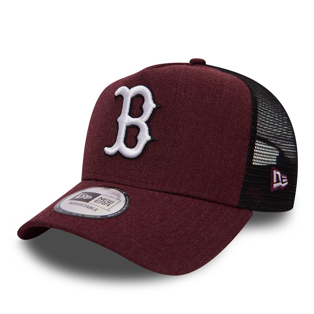 A-Frame-Trucker ‒ Boston Red Sox ‒ Kastanienbraun meliert