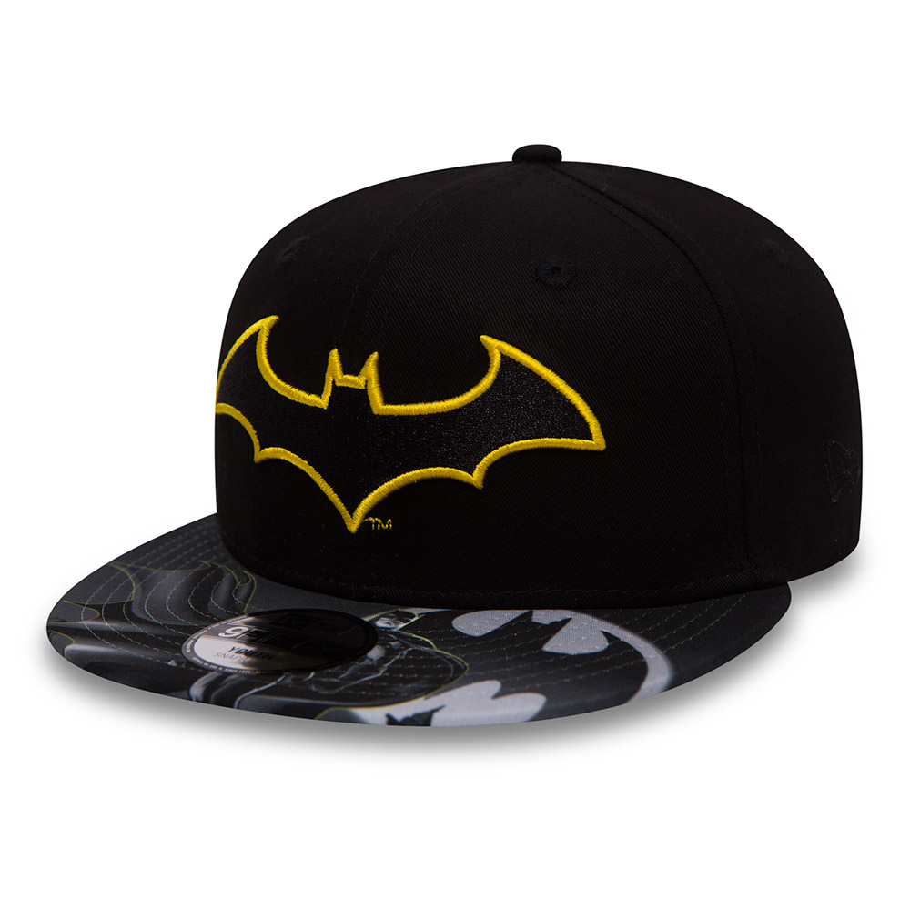 9FIFTY ‒ Batman ‒ Umriss der Figur ‒  Kinder ‒ Schwarz