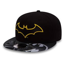 Batman Character Outline 9FIFTY niño, negro