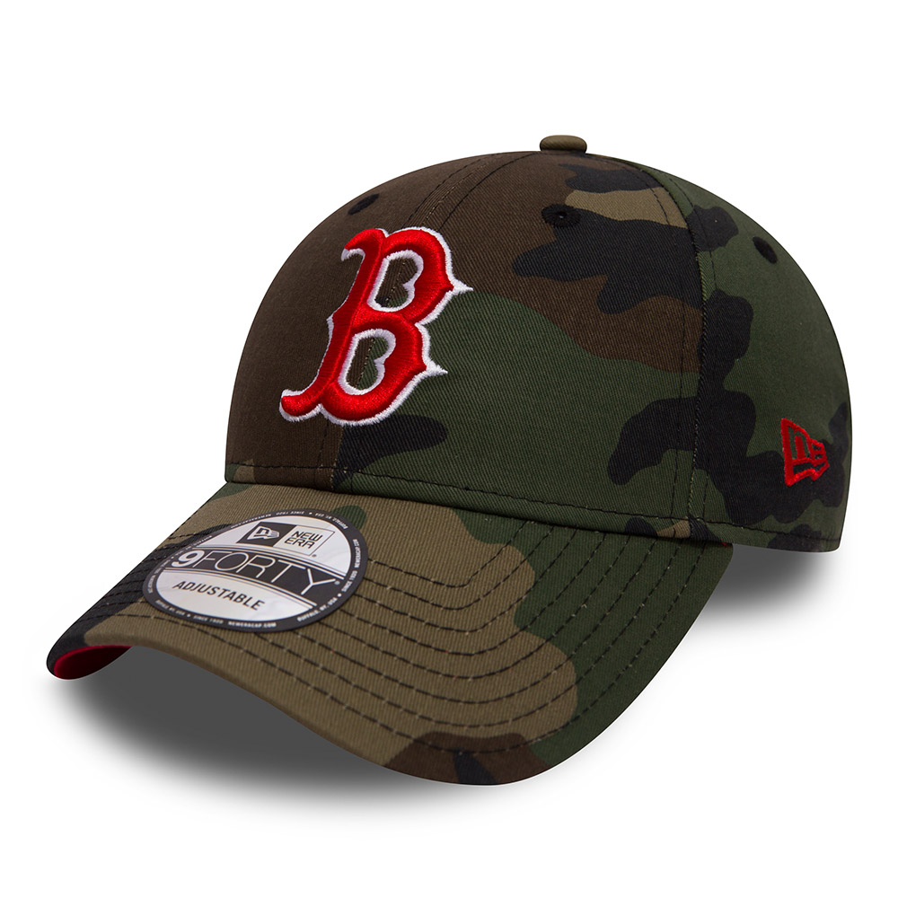 9FORTY – Boston Red Sox – Team –  Camouflage-Design