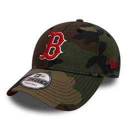 Boston Red Sox Camo Team 9FORTY