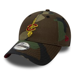 Cleveland Cavaliers 9FORTY camouflage enfant