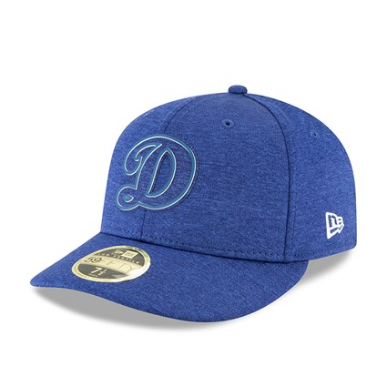 Los Angeles Dodgers Clubhouse Low Profile 59fifty New Era
