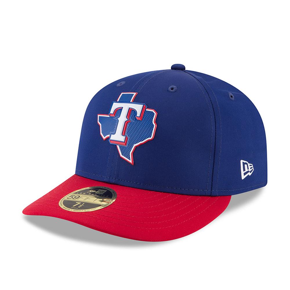 1705db06ed278 Texas Rangers Batting Practice Low Profile 59FIFTY