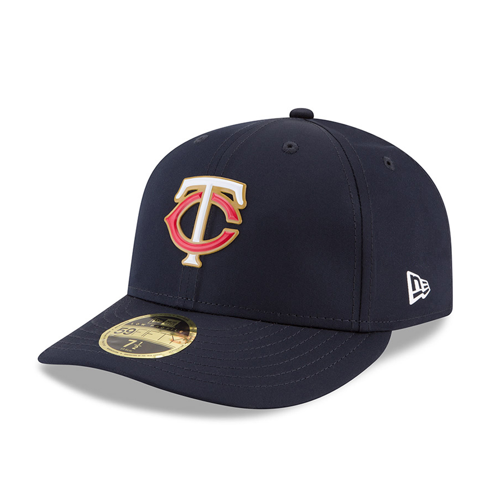 2024d0876e85c Minnesota Twins Batting Practice Low Profile 59FIFTY