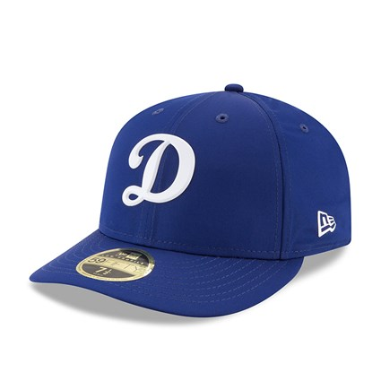 Los Angeles Dodgers Batting Practice Low Profile 59fifty New Era