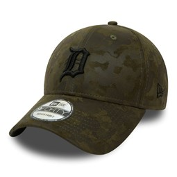 Detroit Tigers Suede 9FORTY, camo