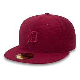 Detroit Tigers Jersey Slub Cardinal Red 59FIFTY