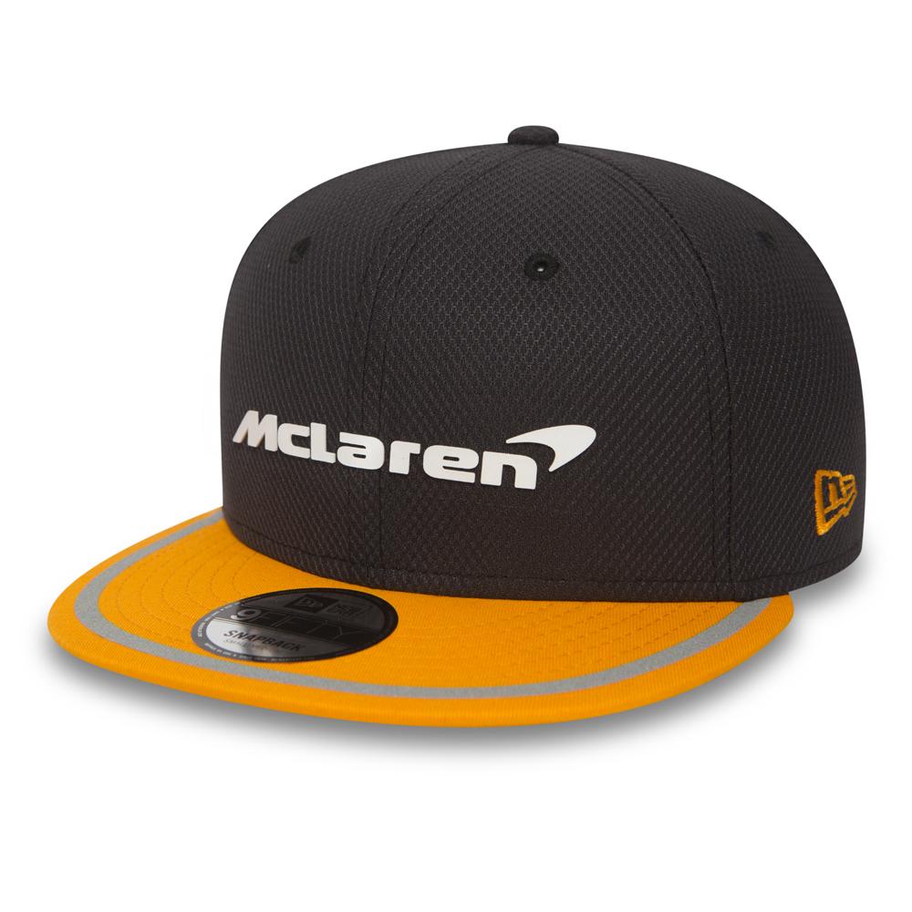 McLaren Official 2018 Vandoorne 9FIFTY Snapback 834e933f5a8