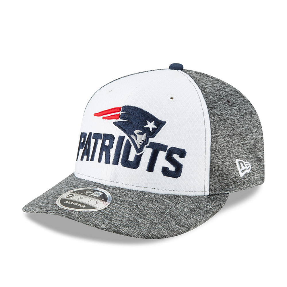 ... new style new era nfl new england patriots super bowl 2018 lii sideline 9forty  cap best cc144650d