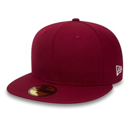New Era – 59FIFTY Flag – Scharlachrot