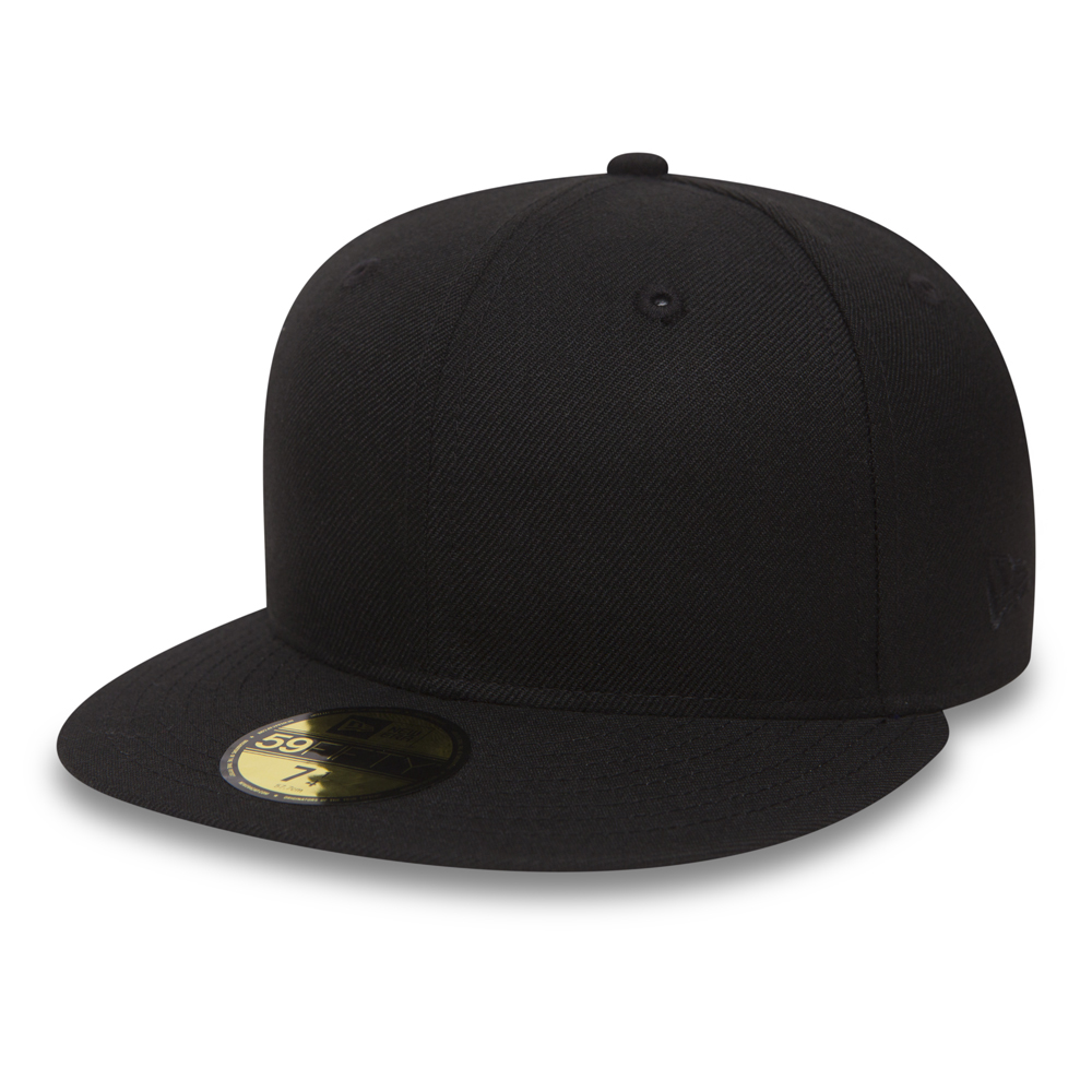 New Era Flag Black 59FIFTY