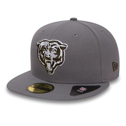 Chicago Bears Storm Grey 59FIFTY