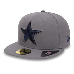 Dallas Cowboys Grey 59FIFTY
