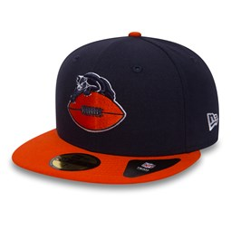 Chicago Bears 59FIFTY bleu marine