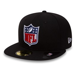 NFL Logo 59FIFTY noir