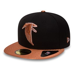59FIFTY – Atlanta Falcons – Schwarz