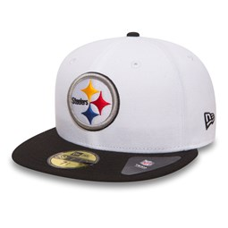 Pittsburgh Steelers 59FIFTY blanc