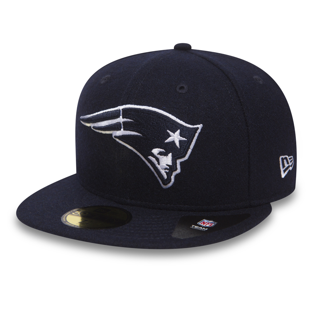 59FIFTY – New England Patriots – Melton Marineblau