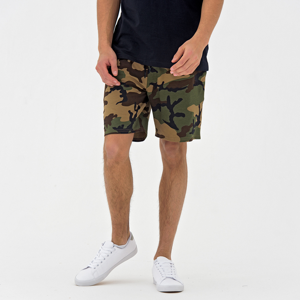 Short camouflage Los Angeles Dodgers