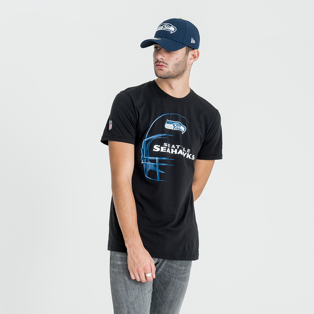 T-shirt Seattle Seahawks NFL Headshot
