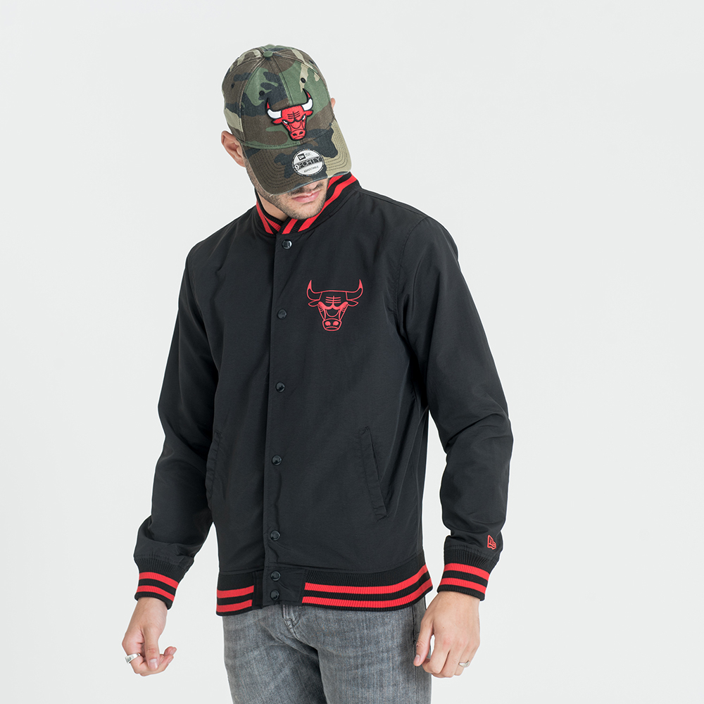 Veste Varsity Chicago Bulls Pop Logo