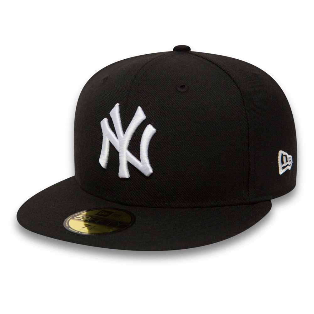 59FIFTY – NY Yankees Essential – Schwarz