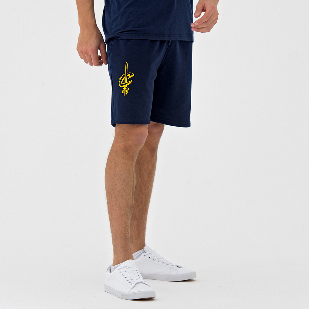 Cleveland Cavaliers Pop Logo Navy Shorts