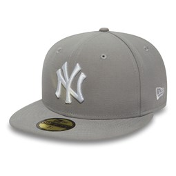 NY Yankees Essential 59FIFTY, gris