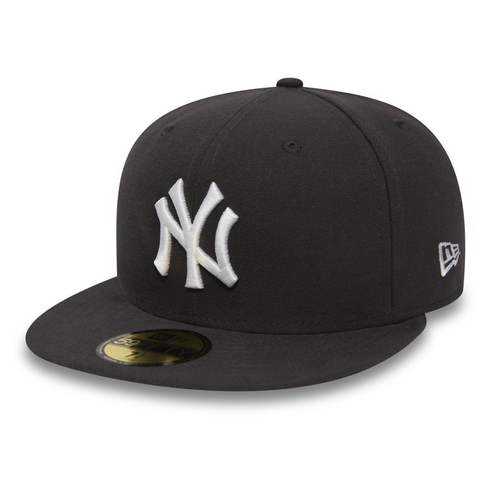 1ed8474ed1ef NY Yankees Essential 59FIFTY, gris | New Era