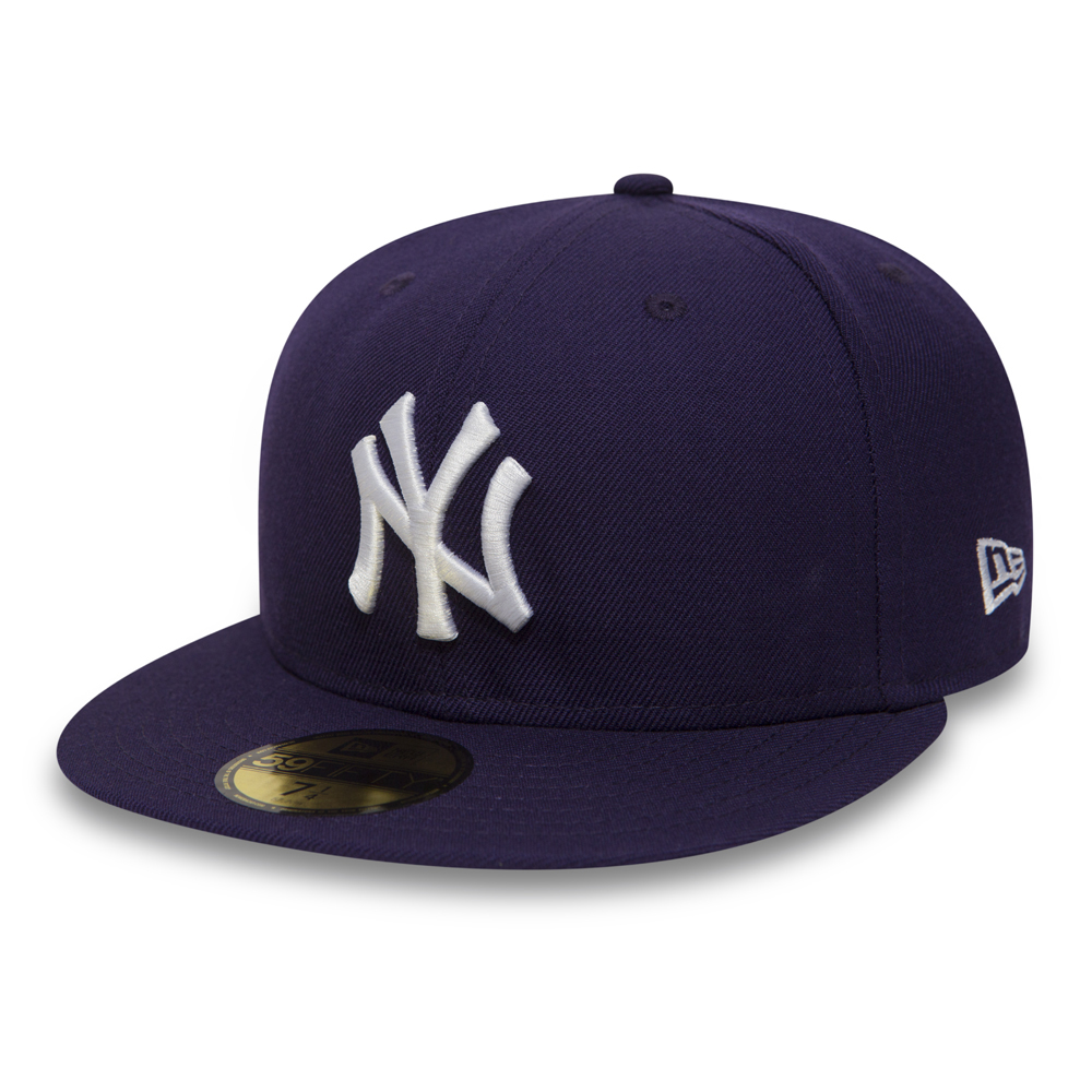 NY Yankees Essential Purple 59FIFTY