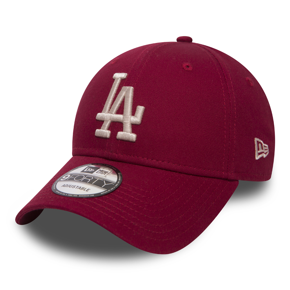 Los Angeles Dodgers Essential Cardinal Red 9FORTY