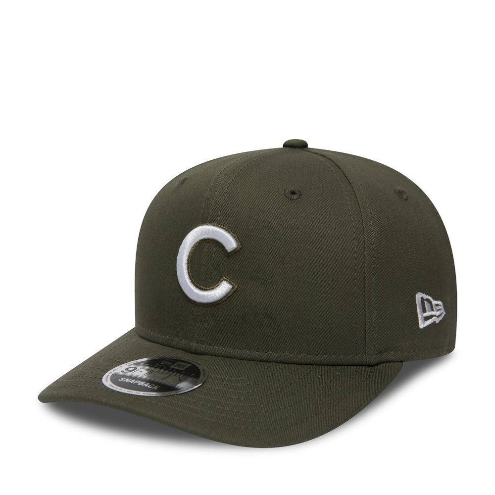 89f6eb1ff086c ... new era capquality designhigh quality guarantee where can i buy chicago  cubs pre curved olive green 9fifty snapback c624f 735e9 ...