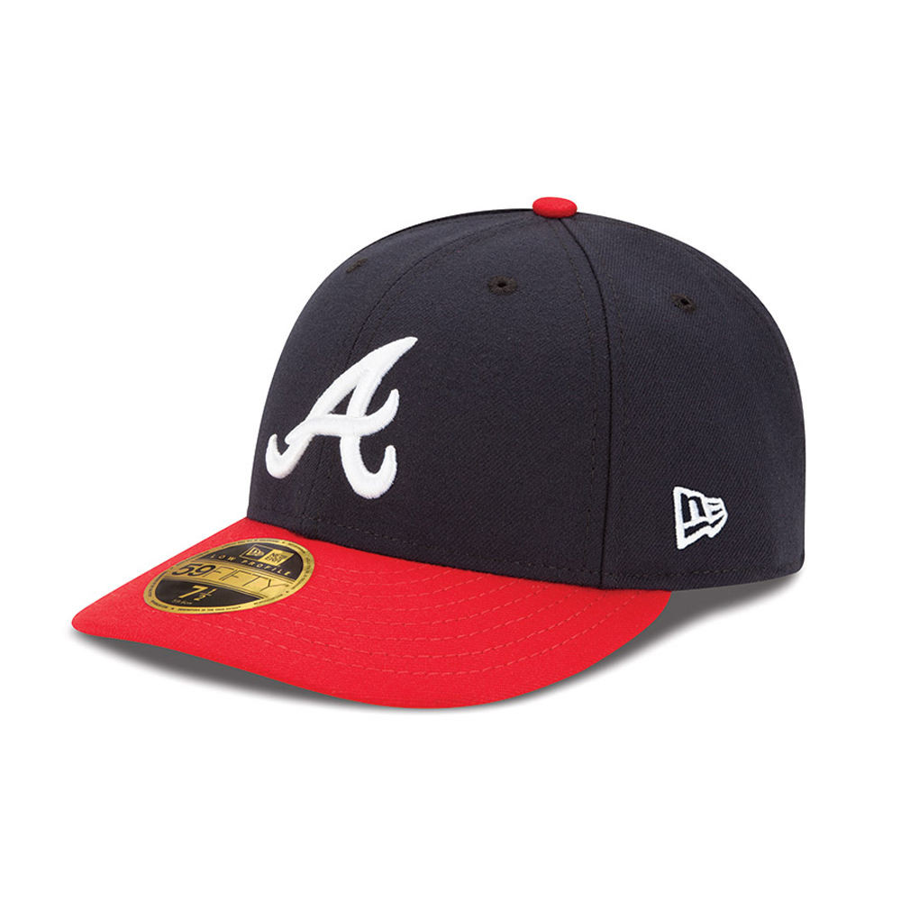 Atlanta Braves Authentic Collection Low Profile 59FIFTY