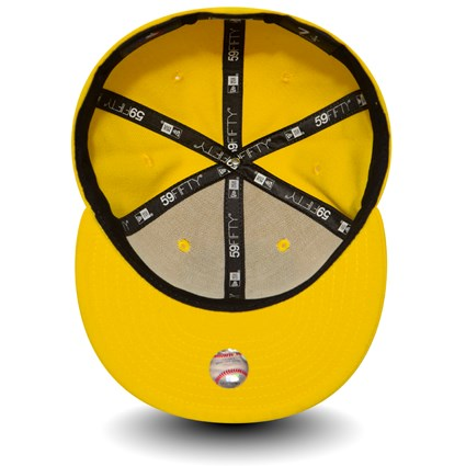 NY Yankees Essential Yellow 59FIFTY