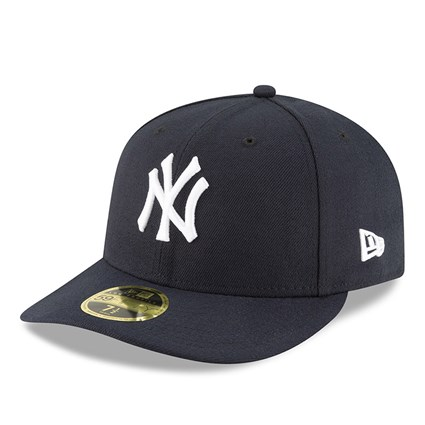 New York Yankees Low Profile Authentic Collection 59FIFTY  b94ec338f71