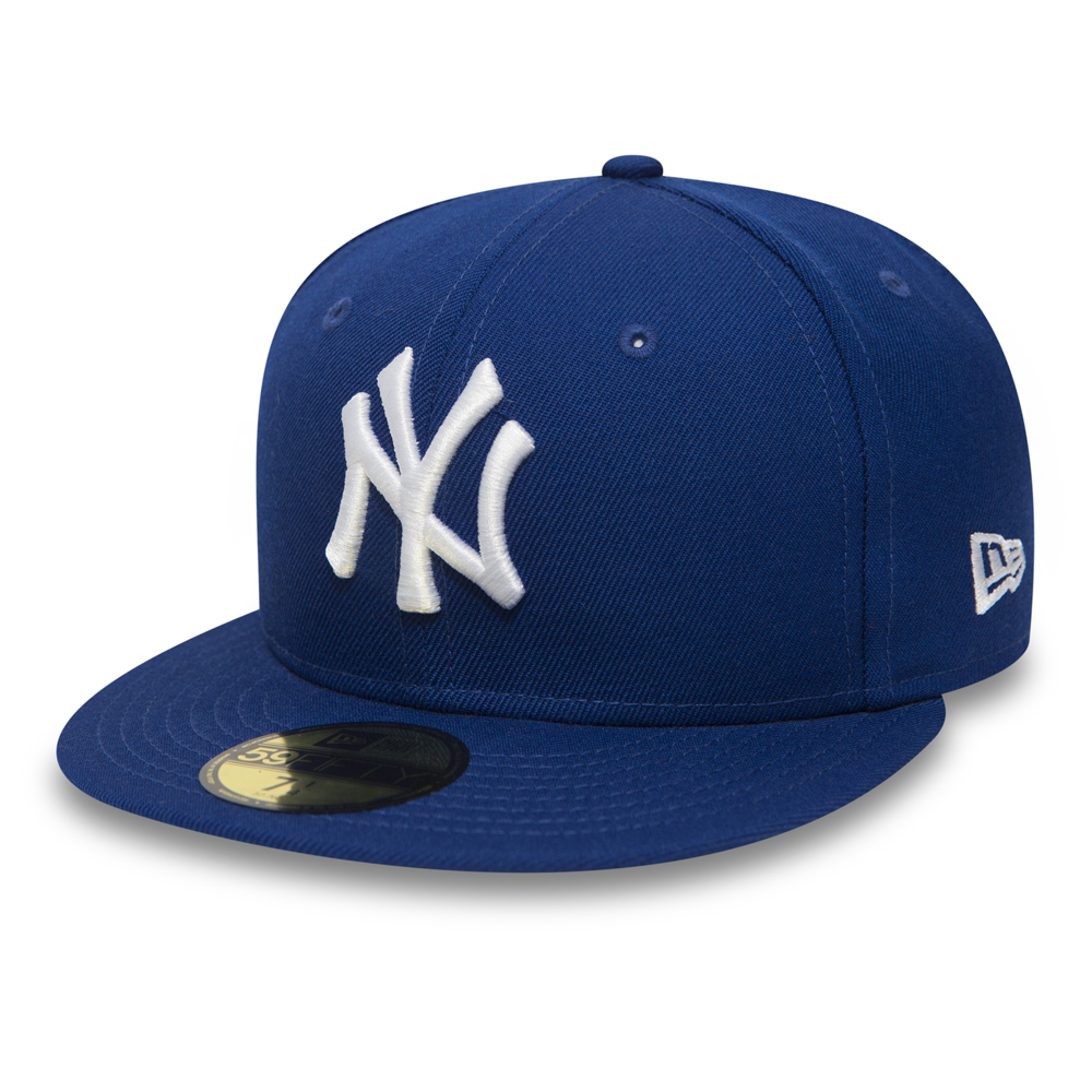 NY Yankees Essential Blue 59FIFTY
